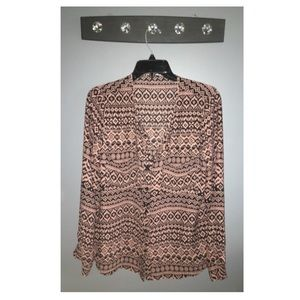 Aztec Button-up ϟ